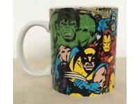 Marvel Comics Mug Bon Bon Buddies Highly Collectible