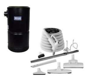 PURCHASE A CENTRAL VACUUM W/INSTALL AND RECEIVE A FREE ROBOT VACUUM! $449.00 VALUE!