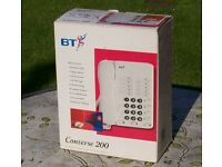 New BT phone in box