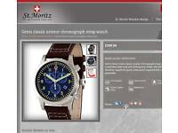 Rotary st. Moritz watch