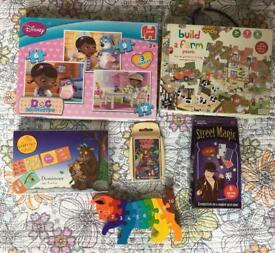 Various Puzzles & Games Incl Gruffalo & Avengers STILL AVAILABLE 21/7