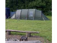 8 man tent & camp table