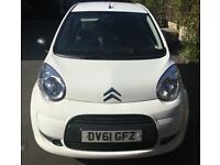 2011 Citroen C1 VTR 1.0i hatchback 3d with A/C Immaculate Condition Lady Owner