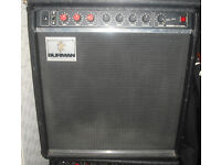 Burman Pro501 high gain hand wired high end boutique vintage guitar valve combo tube amp pro 501