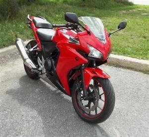 2014 Honda CBR500 R