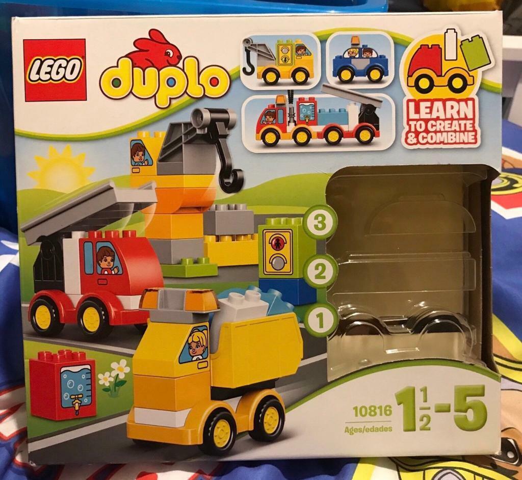 Lego Duplo Vehicles In Branston Staffordshire Gumtree
