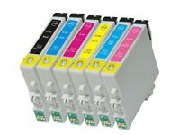 Epson T0481-T0486 (Seahorse) Compatible Ink Cartridge Sets