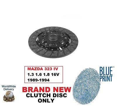 ADL BLUEPRINT CLUTCH DISC PLATE only FOR MAZDA 323 IV 1.3 1.6 1.8 16V 1989-1994