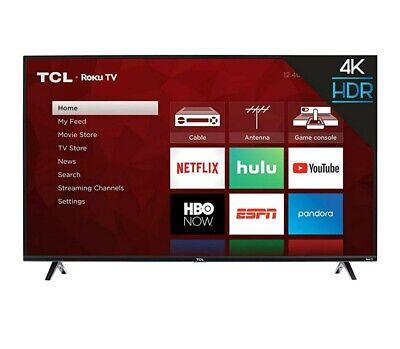 50 inch 4K Smart LED Roku TV...
