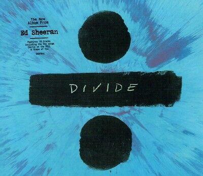 Купить Ed Sheeran - Divide [New CD] Deluxe Edition Free Shipping