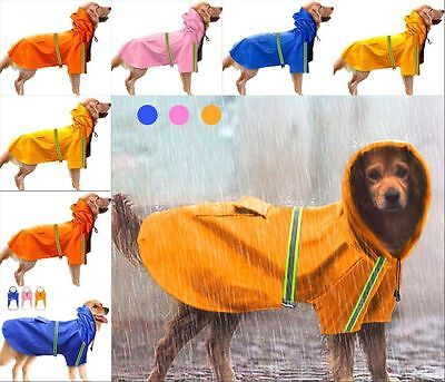 Hundemantel Hund Regenmantel Regenjacke Wintermantel Regenschutz wasserdicht  online kaufen
