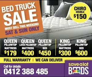 Save up to 70% this weekend only on mattresses and beds factory direct Red Cliffs Mildura City Preview