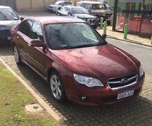 2008 Subaru Liberty Sedan Como South Perth Area Preview