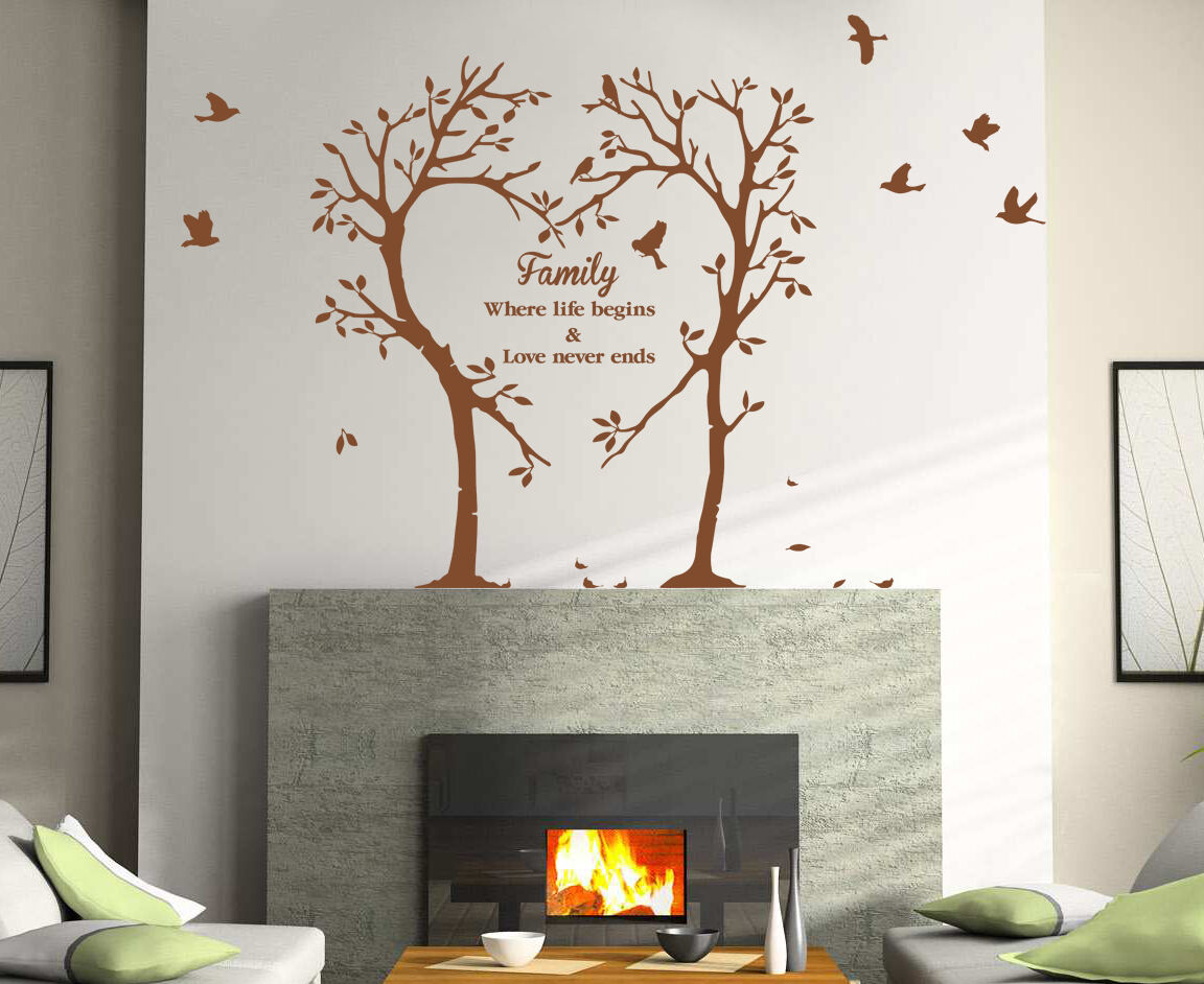 Wall Decals Are The Latest Trend In Interior Design. Part 52