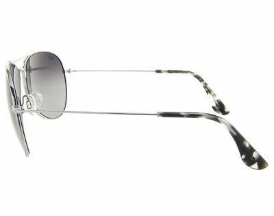 Maui Jim Mavericks Sunglasses GS264-17 Silver Frame Neutral Grey Polarized Lens