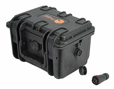 Elephant K100 Floating Kayak Battery Hard Case box for