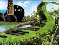 All kind guitar and piano lesson for every age goup