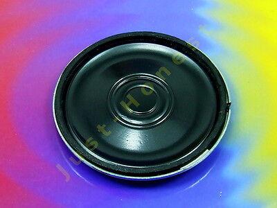 Lautsprecher / Speaker Miniatur 40 mm 8 Ohm 1W Klingel, MCU. usw #A554