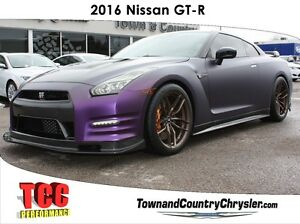 2016 Nissan GT-R Premium... Rare!! Only 11,000KM!!! Many Extras!