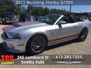 2011 Ford Shelby GT500 Base