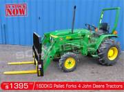 DIGGA 1600kg Agricultural Loader Pallet Forks to suit John Deere Dandenong South Greater Dandenong Preview