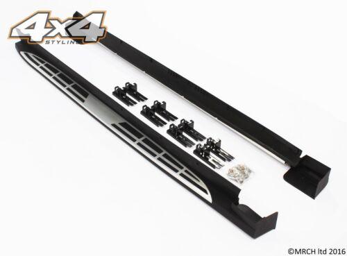 For Kia Sorento 2015+ Side Steps Running Boards Set - Type 2