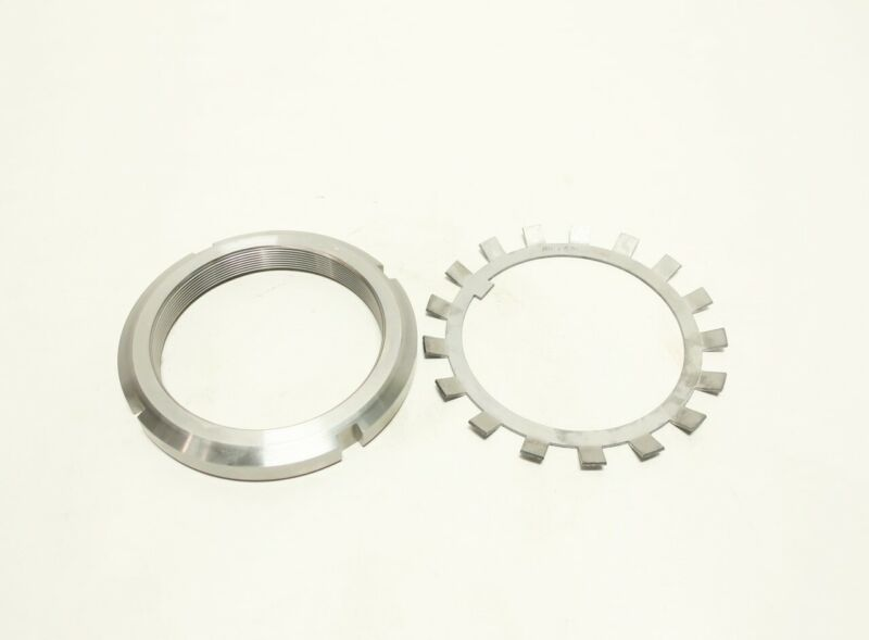 Na KM-24 MB-24 Thread Size Lock Nut And Lock Washer