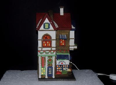 Christmas in the City Corner Grocer - Dept 56-MINT IN BOX