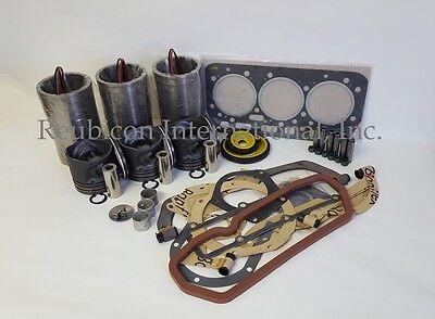 Mahindra Tractor Engine Repair Kit 3 Cylinder Di Model -0067