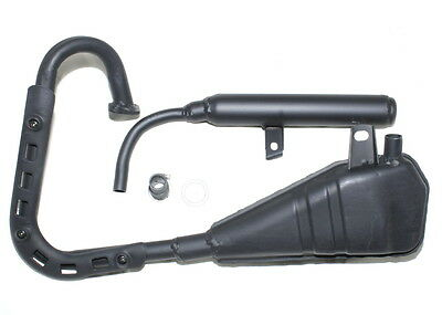 Yamaha PW 50 Exhaust System Silencer Complete 1981-2010 New