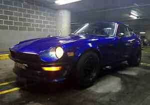 1974 Datsun 240Z (Nissan Fairlady Z S30) Coupe (Wangan Midnight) Ryde Ryde Area Preview