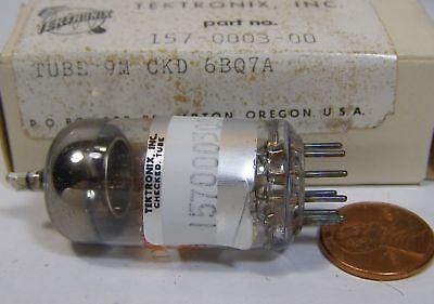Tektronix Rca Electron Tube 9m Crd 63q7a  1 Count