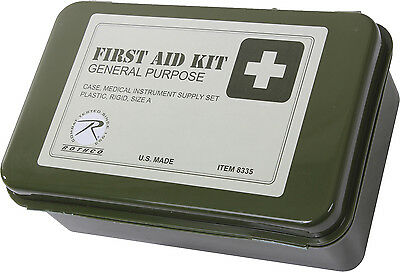 Olive Drab General Purpose First Aid Kit