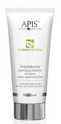 Apis Professional 2in1 Enzymatic Face Pear Scrub with Volcanic Lava 200ml