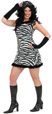 sexy Zebra Karneval Fasching Kostüm - Zebra Sexy Kostüme