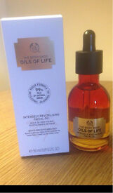 Body Shop OILS OF LIFE Facial Oil 50ml