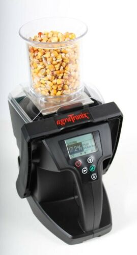 AgraTronix Ag-MAC Plus Grain Moisture Tester With Test Weight 30100 Grain meter