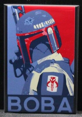 Star Wars Fridge Magnet (Boba Fett 2