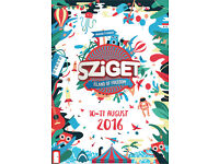 SZIGET 7 DAY PASS