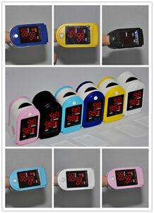 CE-FDA-NEW-Pulse-Oximeter-SPO2-Heart-Rate-Monitor-Oxygen-Monitor-6-colors