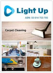 Light Up Exit/Carpet/Tile/Upholstery/Domestic/Commercial Cleaning Magill Campbelltown Area Preview