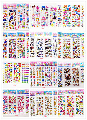 Kids Children Stickers Lot Scrapbooking & Paper Craft Party Teacher Reward Gift](Kids Stickers)
