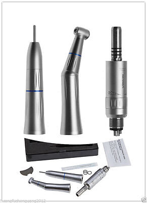 Kavo Stly Dental Slow Low Speed Handpiece Contra Angle Air Motor Inner Water Ei4