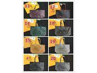 Ladies shopping bags multicolour