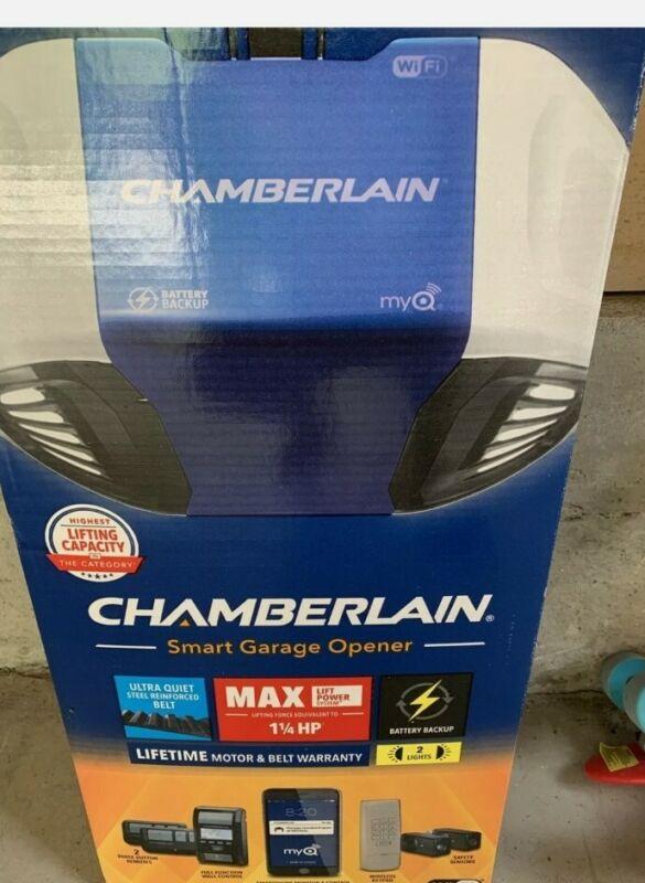 Chamberlain Garage door opener max 1 1/14 HP
