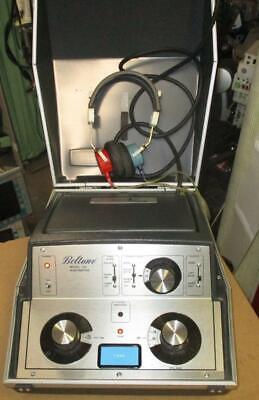 Beltone 120 Audiometer With Headphones