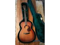 Martin 0015e retro acoustic guitar sell/swap