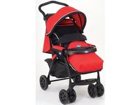 Chicco pushchair and soft carrycot