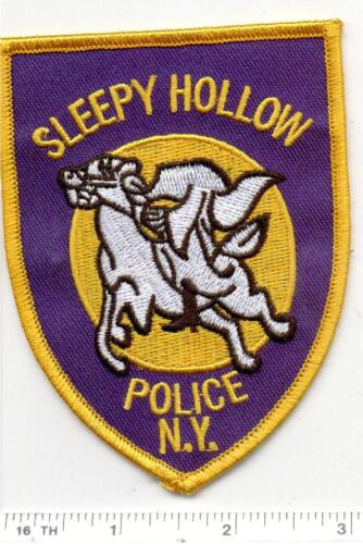 Sleepy Hollow Police (New York) 1st Issue Shoulder Patch