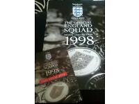 England 1998 Coins